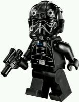 Lego Star Wars Rebels: Tie Advanced Prototype Pilot with Blaster - Minifigure